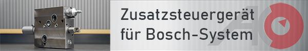 E-Mail Banner – Zusatzgerät für Bosch